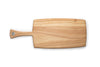 Acacia Wood - Large Rectangular Blonde Provencale Paddle Board - Ironwood Gourmet