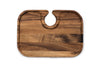 Acacia Wood - Paso Robles Canapé Tray - Ironwood Gourmet