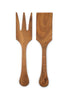 Acacia Wood - Extra Large Salad Utensil Set - Ironwood Gourmet