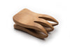 Acacia Wood - Bear Claw Kodiak Salad Servers - Ironwood Gourmet