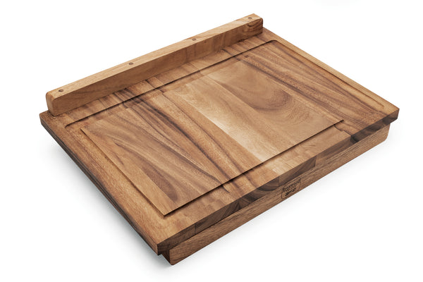 Acacia Wood - Lyon Pastry Board - Ironwood Gourmet