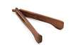 Acacia Wood - Spring Salad Tongs - Ironwood Gourmet