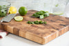 Charleston End Grain Chef's Board