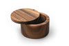Acacia Wood - Appalachian Salt Cellar - Ironwood Gourmet