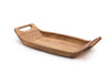 Acacia Wood - Norwegian Saddle Tray - Ironwood Gourmet