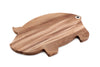 Acacia Wood - Pig Board - Ironwood Gourmet