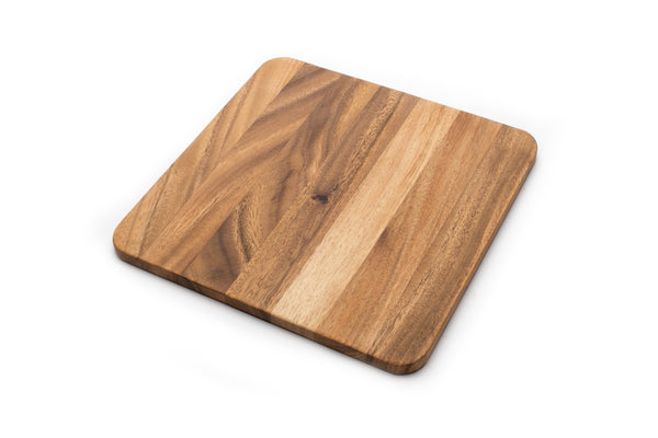 Acacia Wood - Square Board - Ironwood Gourmet