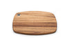 Acacia Wood - Small Asheville Board - Ironwood Gourmet