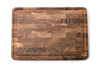 Acacia Wood - Charleston End Grain Board with Channel - Ironwood Gourmet