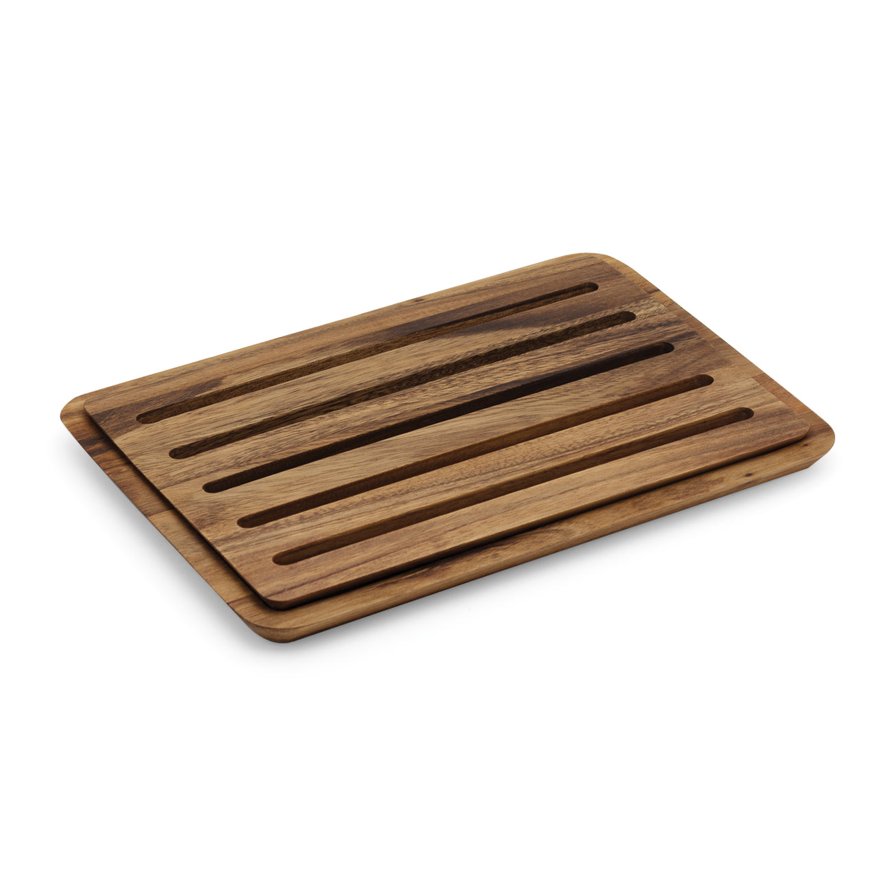 Acacia Wood - Oslo Nesting Bread Board - Ironwood Gourmet