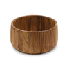 Acacia Wood - Extra Large Keukenhof Tulip Salad Bowl - Ironwood Gourmet