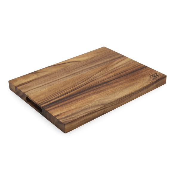 Acacia Wood - Medium Hudson Long Grain Chop Board - Ironwood Gourmet