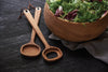 Acacia Wood - Nordic Salad Servers - Ironwood Gourmet
