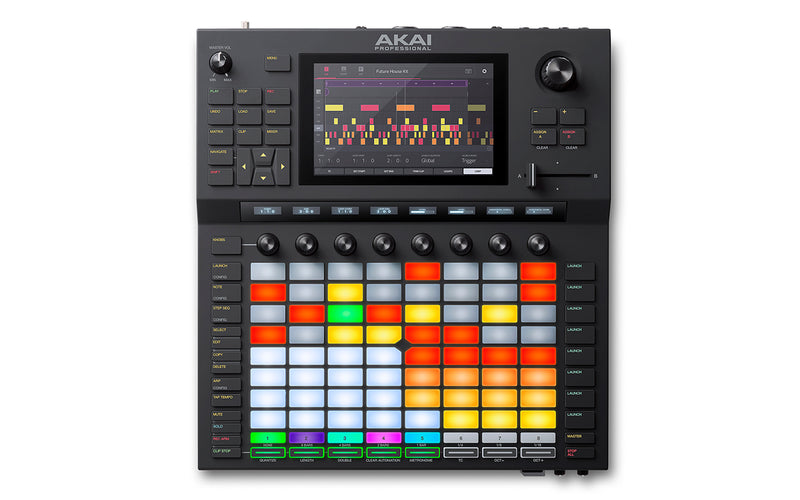 "Akai Pro ""Force"" Sistema stand alone para productores."