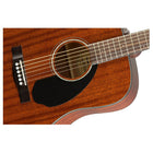 Fender CD-60S Mahogany Guitarra Acústica Dreadnought