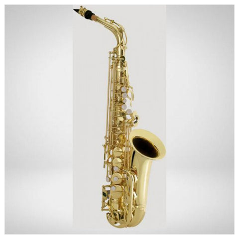 Antigua AS2150LN Alto Saxophone Gold