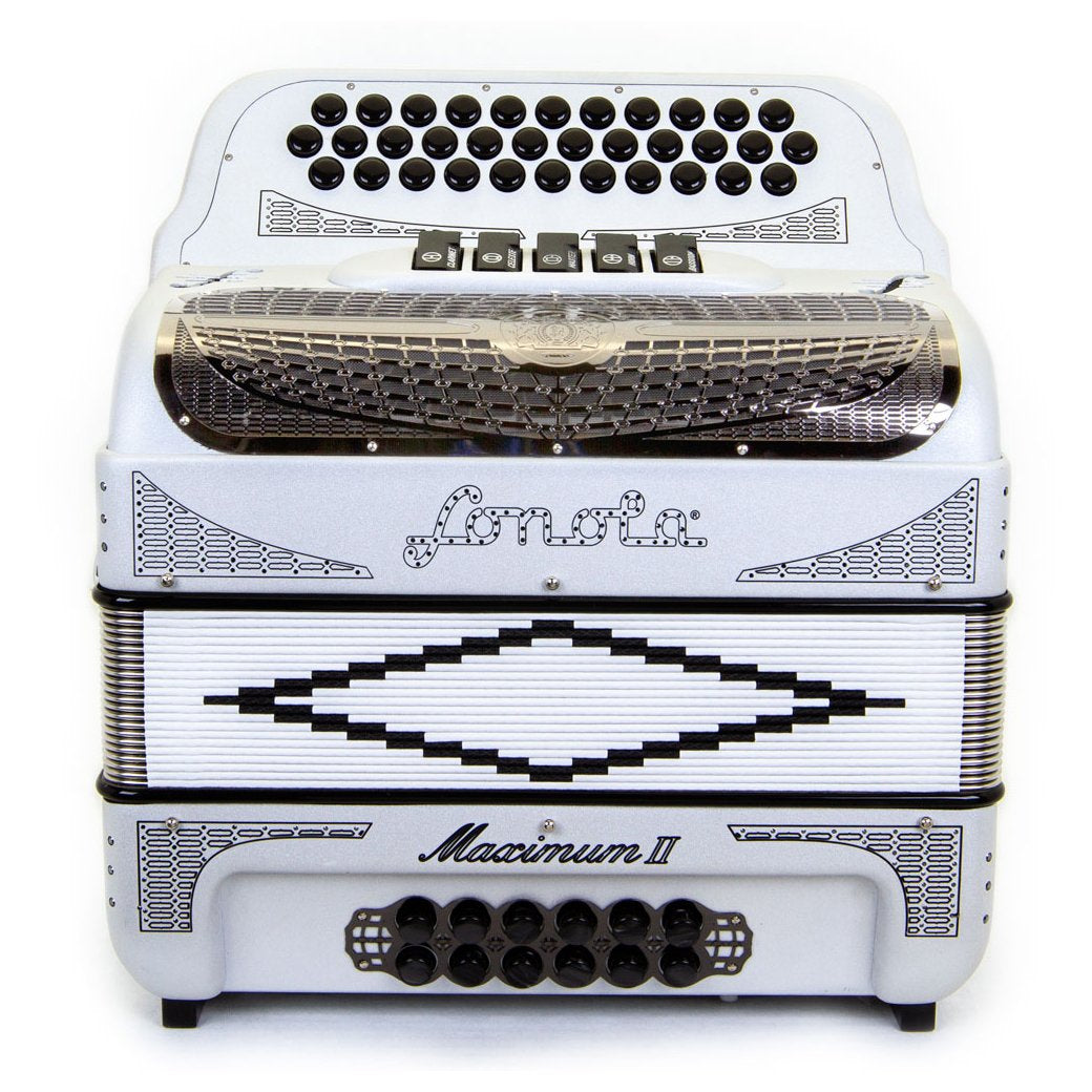 (Not Available)Sonola Maximum II Fa - 5 Registros Blanco