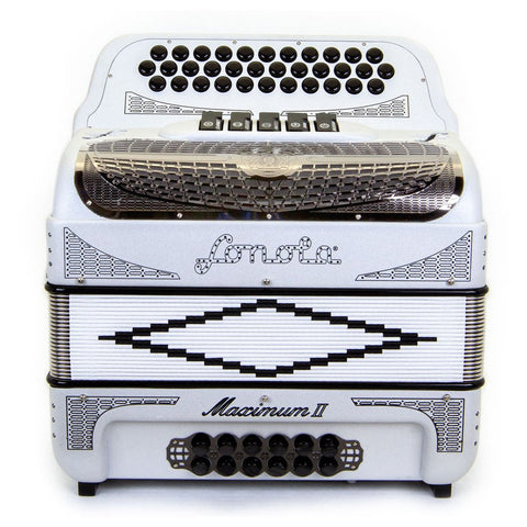 Sonola Maximum II Fa - 5 Registros Blanco