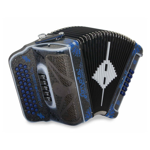 Sonola Loreto Tono Mi 5 Registros Accordeon