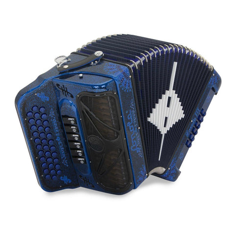 Sonola Loreto 2 Tonos Fa Y Mi 6 Registros Accordeon