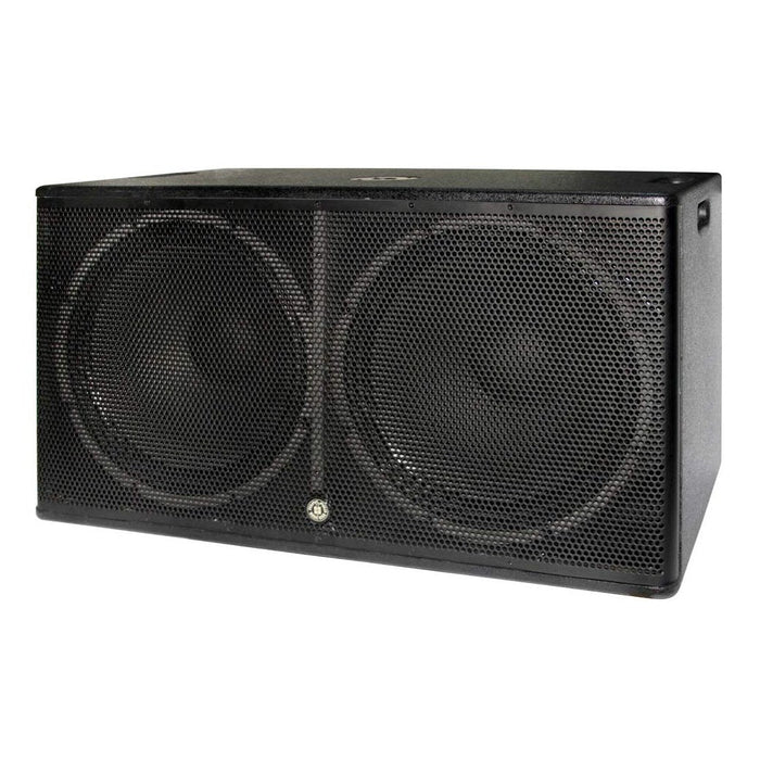 Paquete Line Array con Subwoofer, Mezcladora y Stage Box
