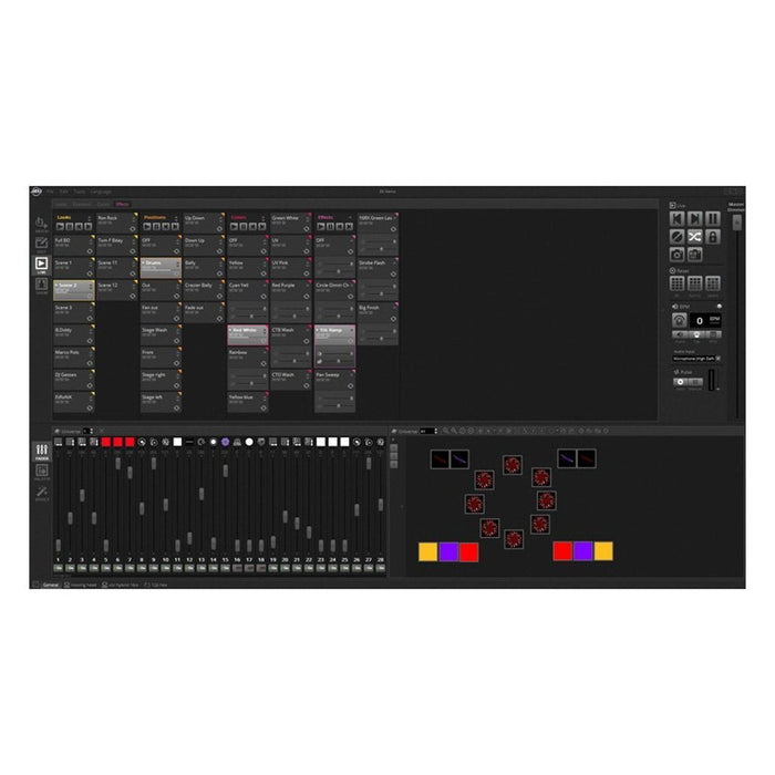 American DJ MyDMX 3.0 Software/Hardware