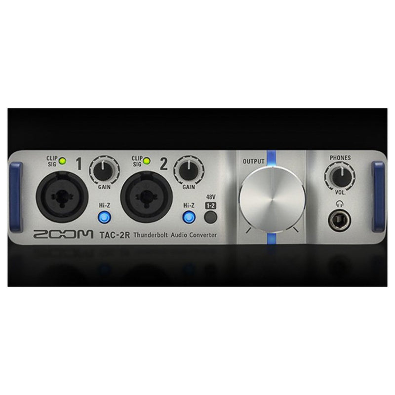 Zoom TAC-2R Interface de Audio