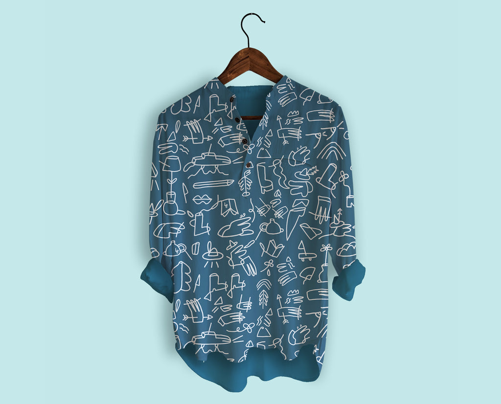 The LB Women's Tunic Shirt