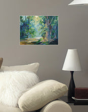 Canvas Print - 'Robin Hood Was Here'