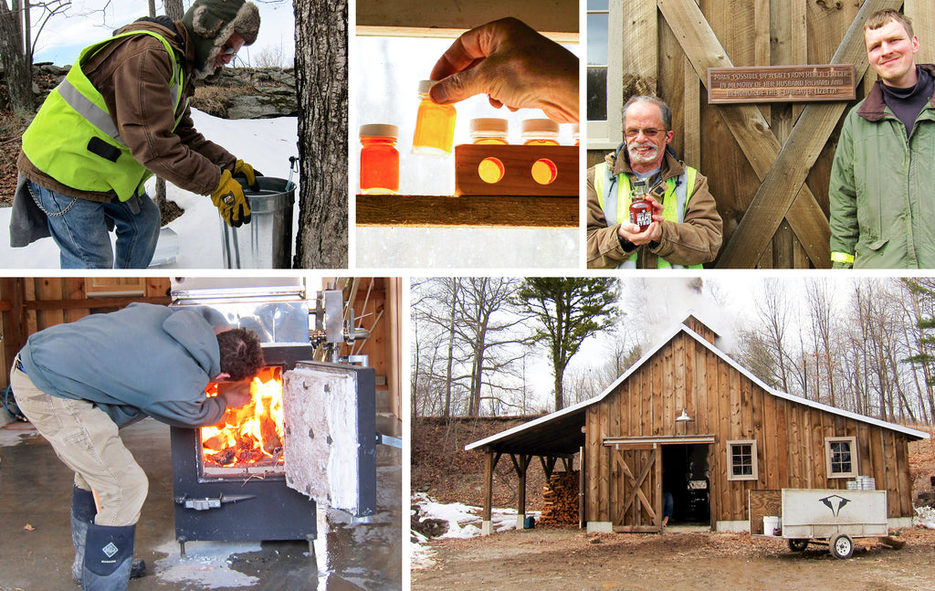 Camphill Village Store Maple Syrup Production