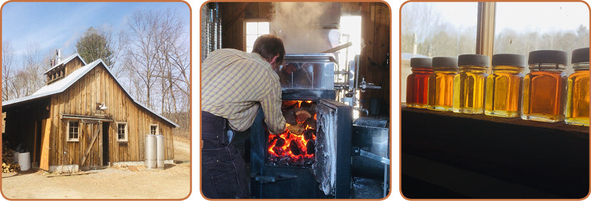 Camphill Village Maple Syrup making