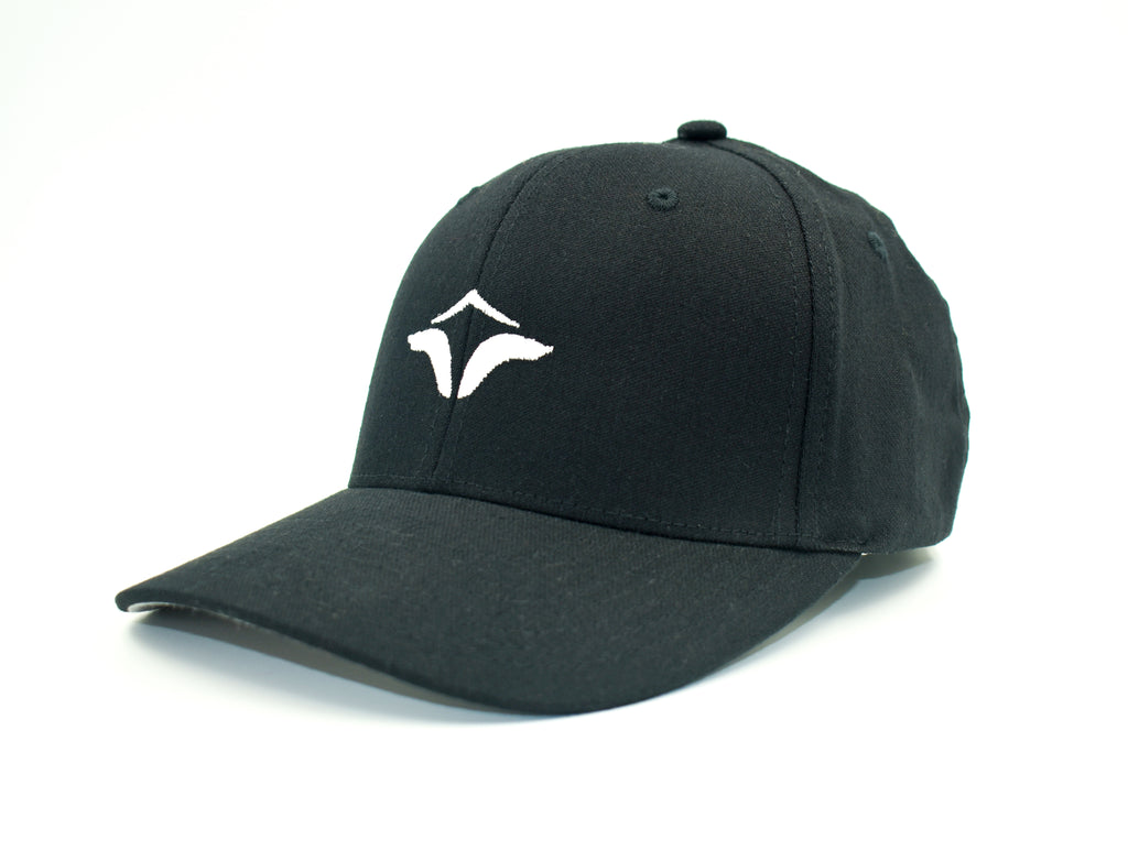 Flex Fit Baseball Cap - Black