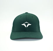 Flex Fit Baseball Cap - Dark Green