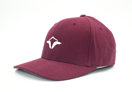 Flex Fit Baseball Cap - Maroon