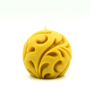 Cast Ball - Pure Beeswax