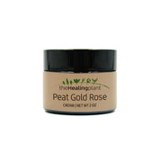 Peat Gold Rose Cream