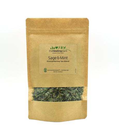 Sage & Mint - Strengthening Tea Blend