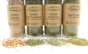 Saveurs des Quatre Coins du Monde- Seasoning Blends Gift Box