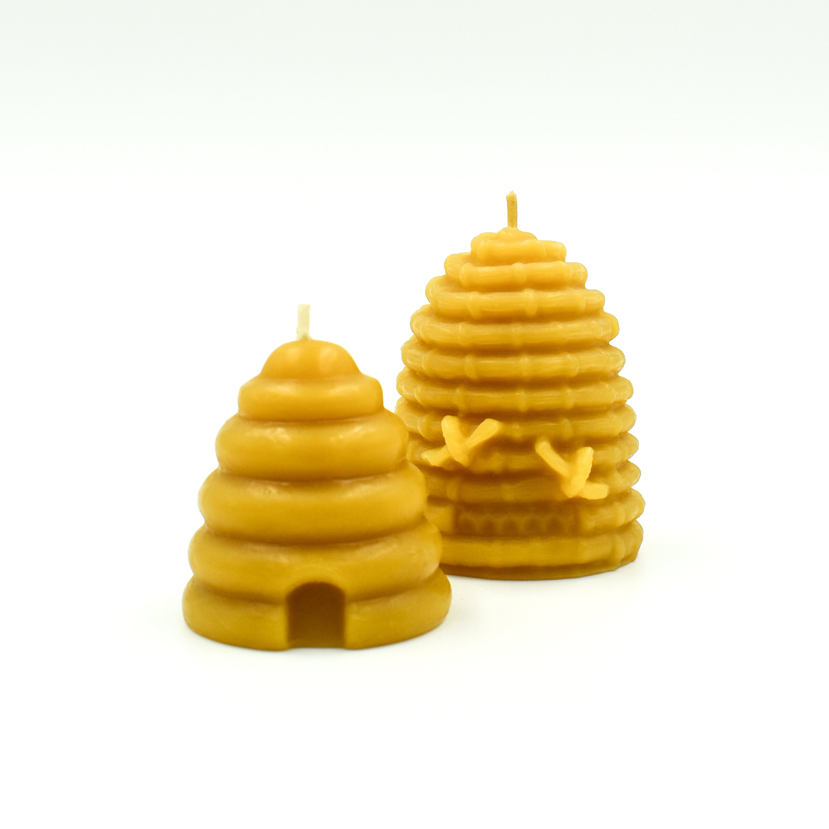 beehive candle pure beeswax camphill village store