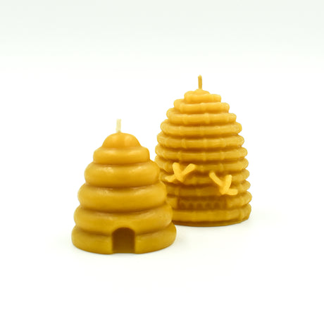 Beehive Candle - Pure Beeswax