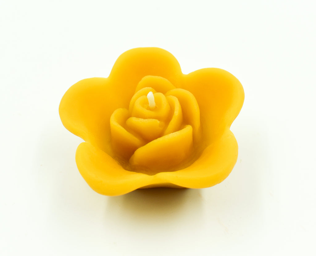 Flower - Pure Beeswax