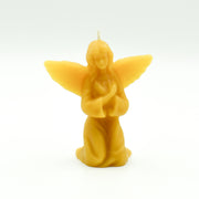 Praying Angel Candle - Pure Beeswax