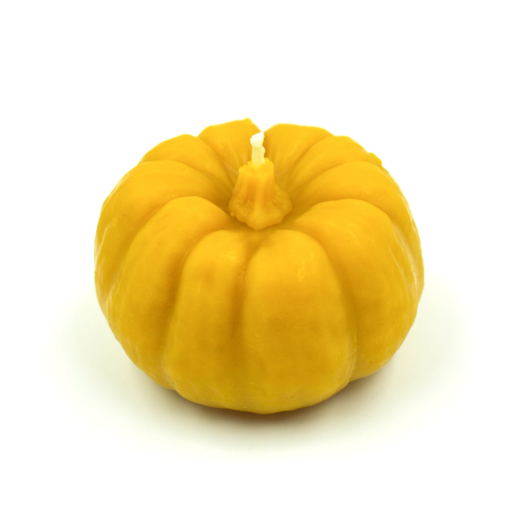 Thanksgiving Pumpkin - Pure Beeswax
