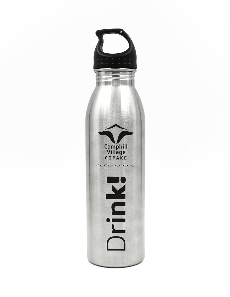 Water Bottle - 24 oz stainless steel