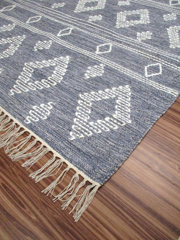 Atta Wool Cotton Rug