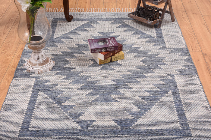Diamond Wool Rug