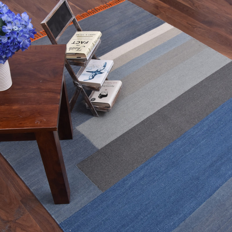 Huesca Wool Step Rug