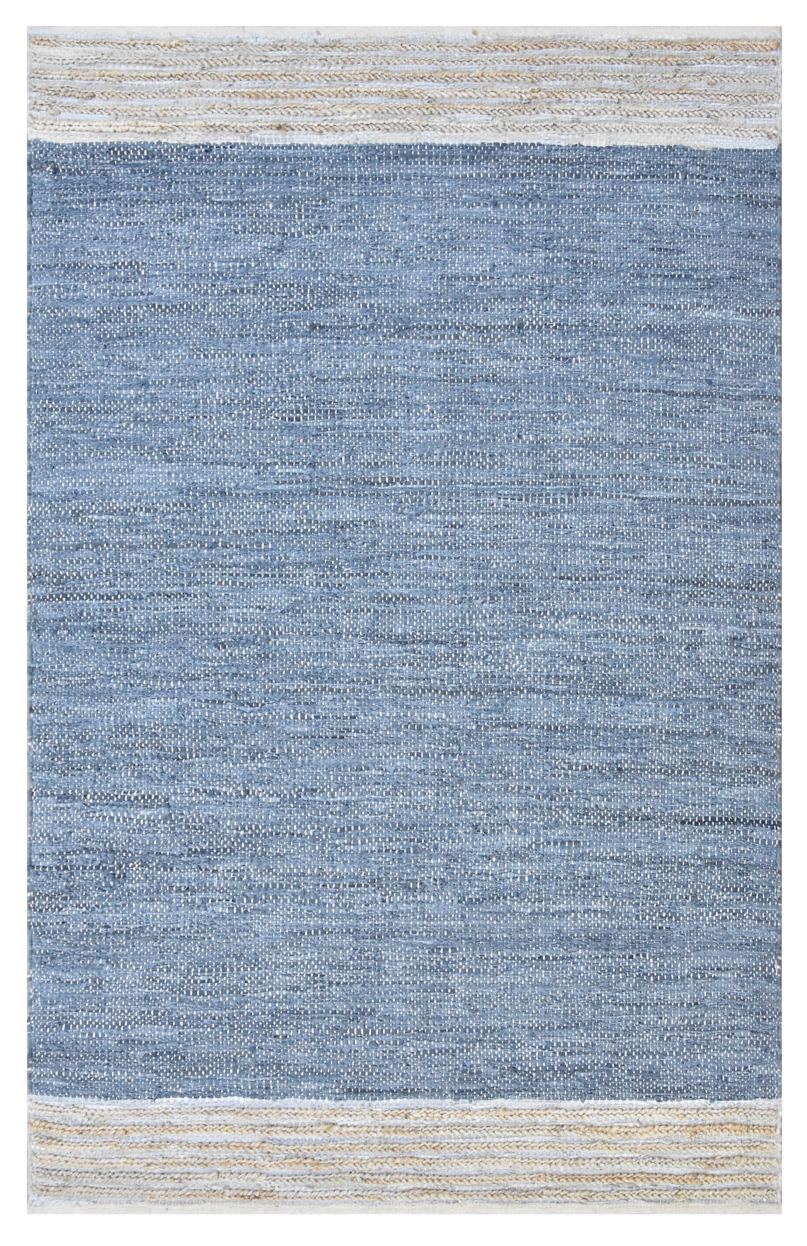 Isabella Leather Rug