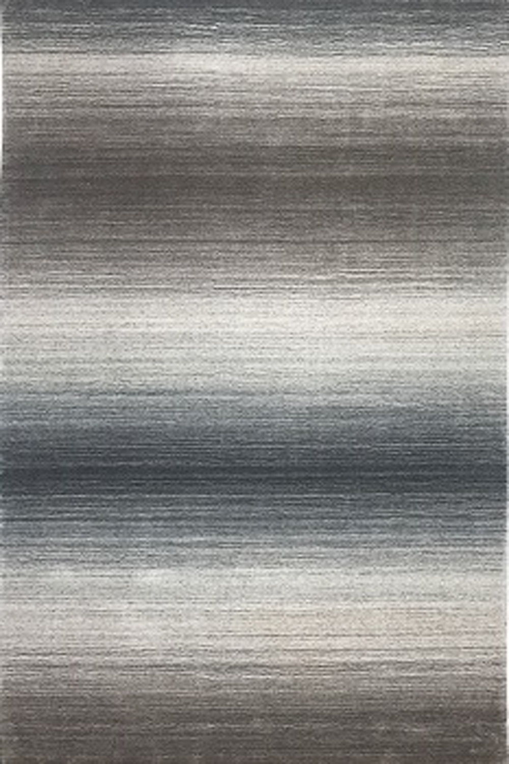 Wool Viscose Strip Rug