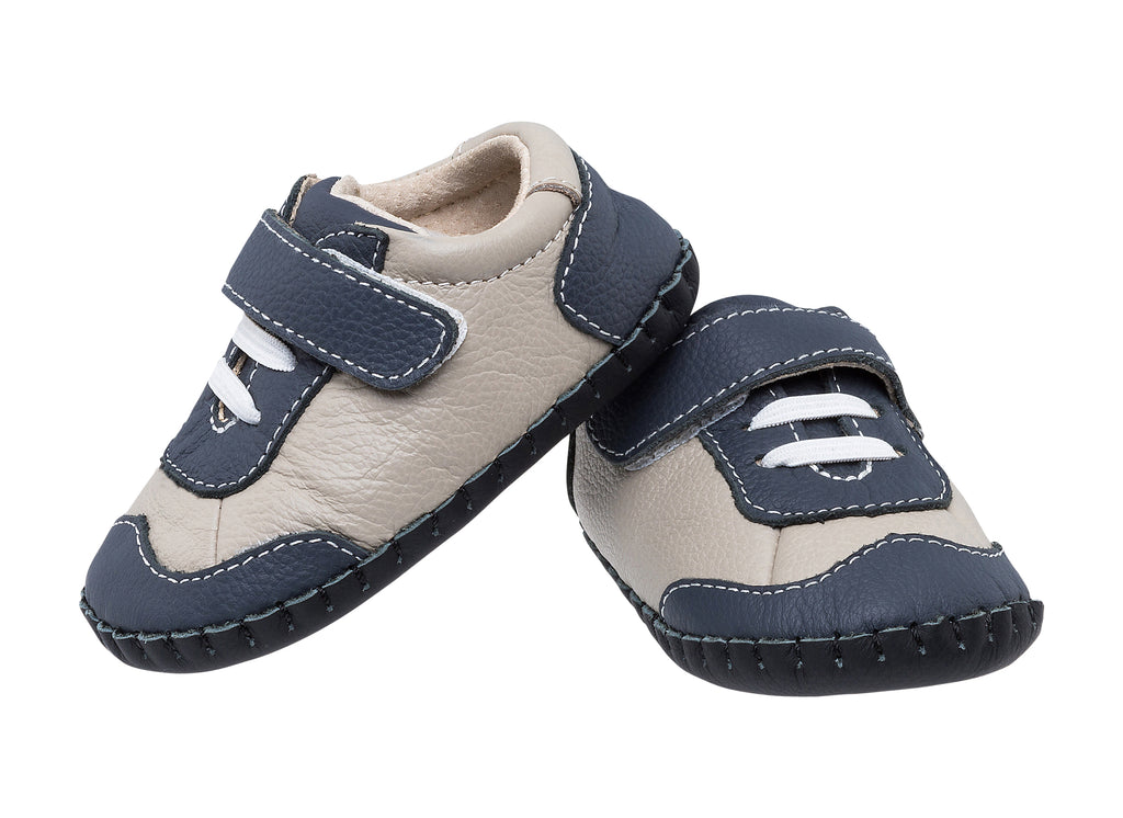 Dawson / Gray Blue - JEMOS SHOE OF THE MONTH